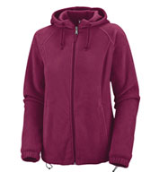 Custom Columbia - Ladies Benton Springs� Hoodie