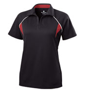 Custom Ladies Vengeance Polo by Holloway USA