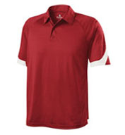 Custom Mens Ambition Coaches Polo by Holloway USA Mens