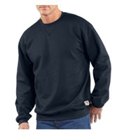 Custom Flame-Resistant Heavyweight Crewneck Sweatshirt by Carhartt Mens