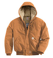 Custom Carhartt Mens Flame-Resistant Midweight Active Jac/Quilt-Lined