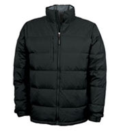 Custom Mens Quilted Jacket by Charles River Apparel Mens