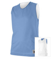 Custom Womens Reversible Mesh Tank By Alleson - Available In 25 Colors