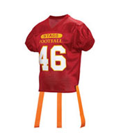 Custom Youth  Official Flag Football Jersey