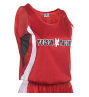 Custom Adult Cannon Track Singlet Mens