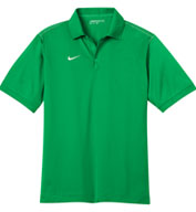 Custom Nike Golf Dri-FIT Sport Swoosh Pique Polo Mens