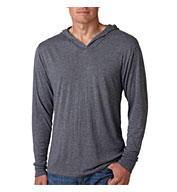 Custom Next Level Adult Tri-Blend Hoodie Mens