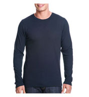 Custom Next Level Mens Long Sleeve Thermal Tee
