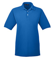 Custom Mens 5.6 oz. Easy Blend Polo Shirt Mens
