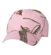 Custom Realtree All-Purpose Pink Cap