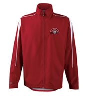 Custom Adult Aggression Full Zip Sideline Jacket by Holloway Mens