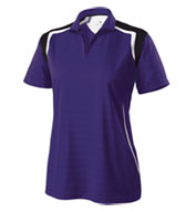 Custom Ladies Catalyst Polo by Holloway