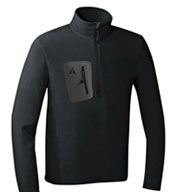 Custom First Ascent® Cloud Layer® 1/4 Zip Pullover Mens