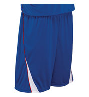 Custom Teamwork Adult Finger Roll 9 Inch Reversible Basketball Short