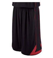 Custom Holloway Adult Carthage Performance Basketball Short Mens