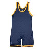 Custom The Collegiate Compression Gear Wrestling Singlet