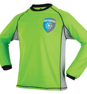 Custom Teamwork Adult Precision Goalie Jersey Mens