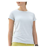 Custom Econscious Ladies 100% Organic Cotton Short-Sleeve T-Shirt