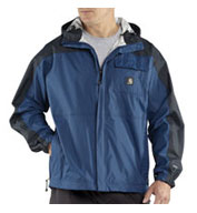 Custom Huron Rain Jacket by Carhartt Mens