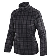 Custom Locale Ladies� Lightweight City Plaid Jacket