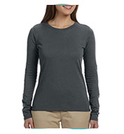 Custom Econscious Ladies  100% Organic Cotton Classic Long-Sleeve T-Shirt
