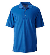 Custom Ashworth Men�s Performance Texture Polo