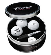 Custom Titleist Pro V1 Tin With Customizable Golf Balls
