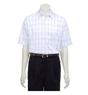 Custom Greg Norman Adult Play Dry Wrapper Window Pane Polo Mens