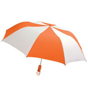 Custom Barrister Auto-Open Folding Umbrella