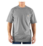 Custom Carhartt Mens Flame-Resistant Force� Cotton T-shirt