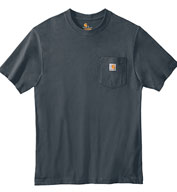 Custom Carhartt Short Sleeve Pocket T-Shirt