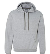 Custom Gildan Premium Cotton Ringspun Hooded Sweatshirt