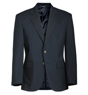Custom Single-Breasted Polyester Blazer