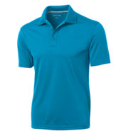 Custom PosiCharge Micro-Mesh Polo Mens