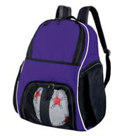 Custom Sport Backpack with Ball Compartment