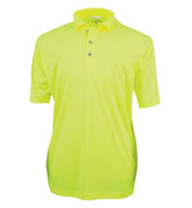 Custom The Hi-Vis Moisture Wicking Mens Polo