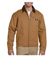 Custom Dickies 10 oz Duck Blanket Lined Jacket Mens