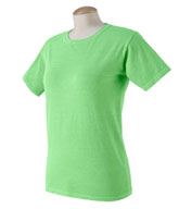 Custom Authentic Pigment Ladies Ringspun T-shirt