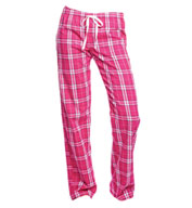 Custom Juniors Flannel Plaid Pant by District