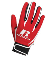 Custom Russell Adult Receiver Gloves