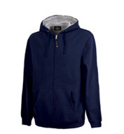 Custom Youth Stratus Full Zip Hooded Sweatshirt by Charles River Apparel