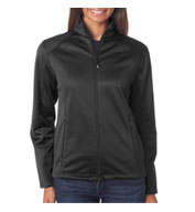 Custom Ladies Water Resistant Soft Shell Jacket