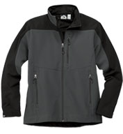 Custom Storm Creek Mens Waterproof/Breathable Soft Shell Jacket