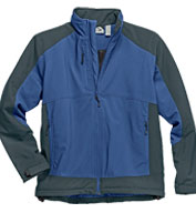 Custom Storm Creek Adult Waterproof/Breathable Insulated Ripstop Soft Shell Jacket Mens