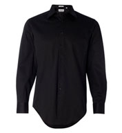 Custom Calvin Klein Slim Fit Cotton Stretch Shirt Mens