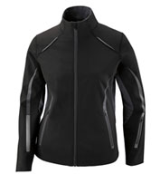 Custom North End Ladies Pursuit Soft Shell Jacket