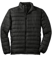 Custom Mens Puffy Jacket Mens