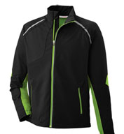 Custom Dynamo Mens Hybrid Performance Soft Shell Jacket