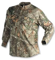 Custom Browning® Twill Button Down Camo Shirt