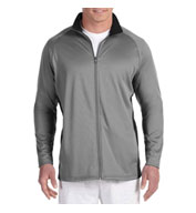 Custom Champion 5.4 oz Performance Colorblock Full-Zip Jacket Mens